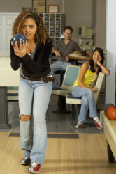 bowling lernen video